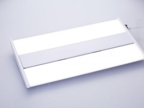 高天井用回転式パネルライト